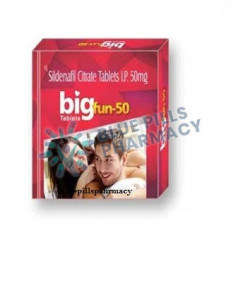 Bigfun 50mg