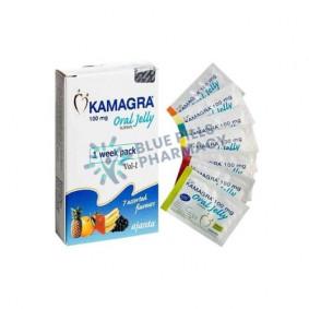 Week Pack Kamagra Oral Jelly