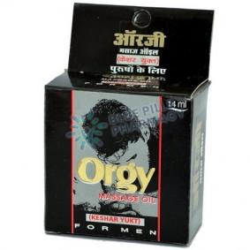 Orgy massage oil for Penis enlargement oil